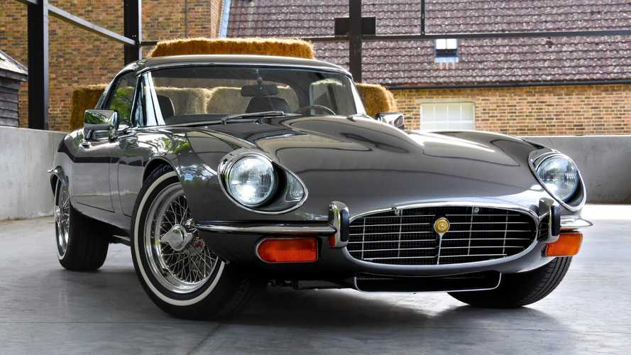 Is this the highest-specification E-type V12 ever?