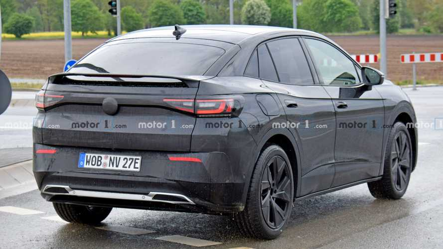 VW ID.4 GTX High-Performance EV Spied For The First Time