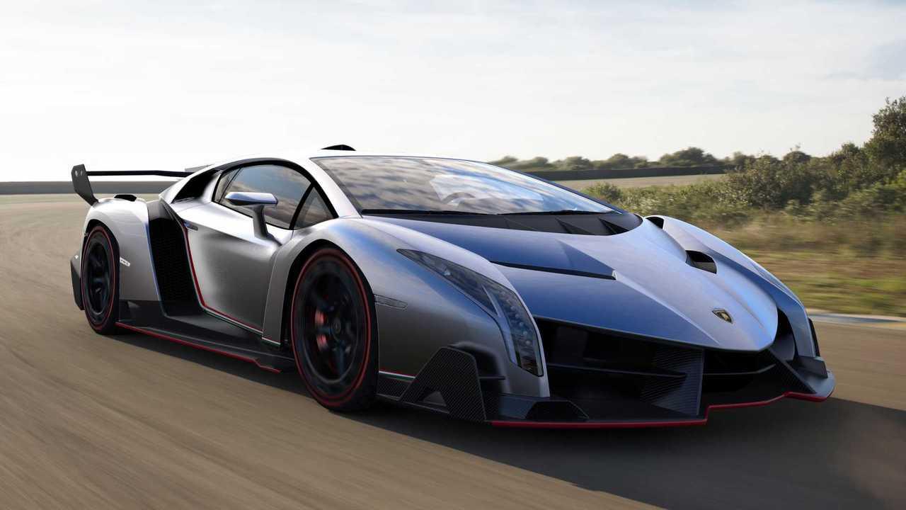 9. Lamborghini Veneno