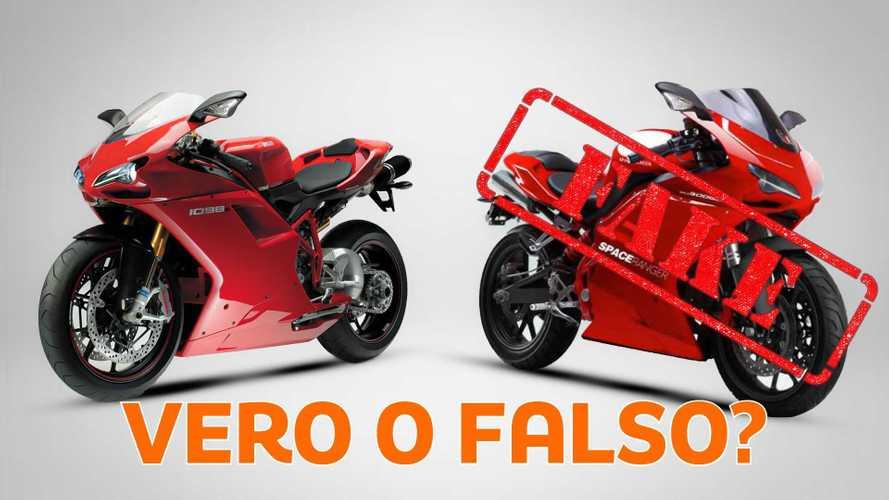 """Le """"cinesate"""": quando la moto-copia è troppo simile all'originale"""