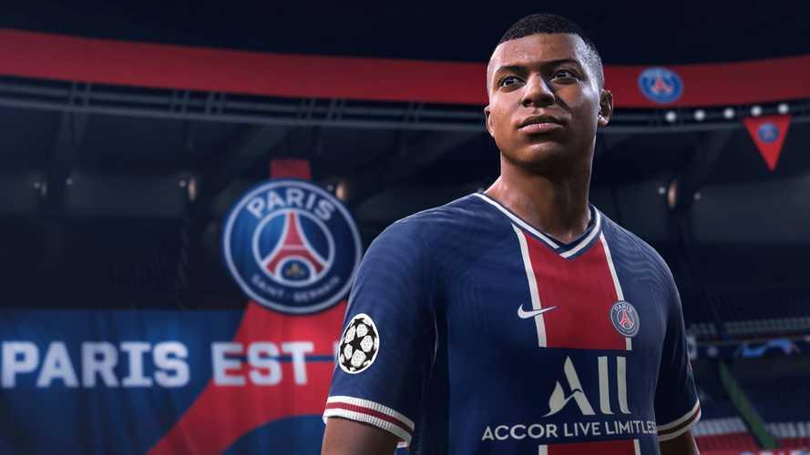 FIFA 21 Copertina