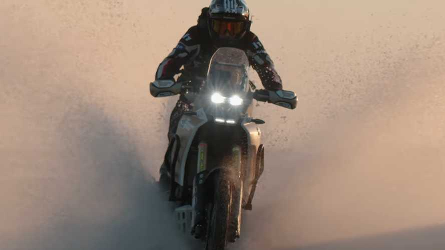 Yamaha Ténéré 700 Capability Showcased In This Short Film