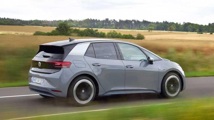 Volkswagen ID.3 (2020) - impressões ao dirigir