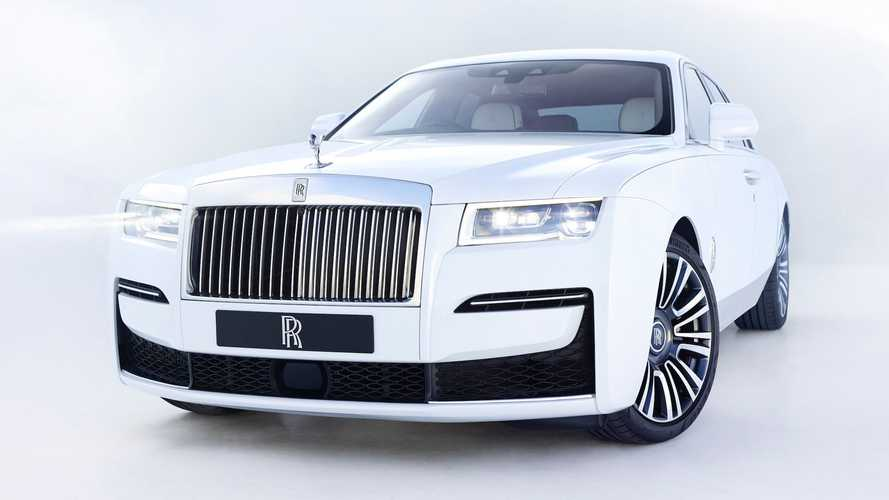 New Rolls-Royce Ghost to make UK public debut at Salon Privé