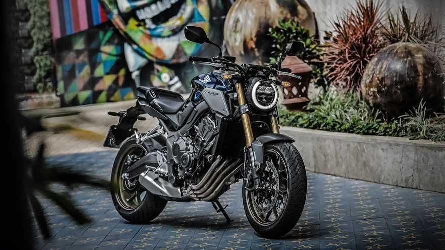 Honda CB 650R 2020