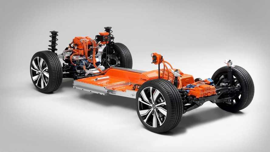 El Volvo XC40 100% eléctrico se estrenará en breve