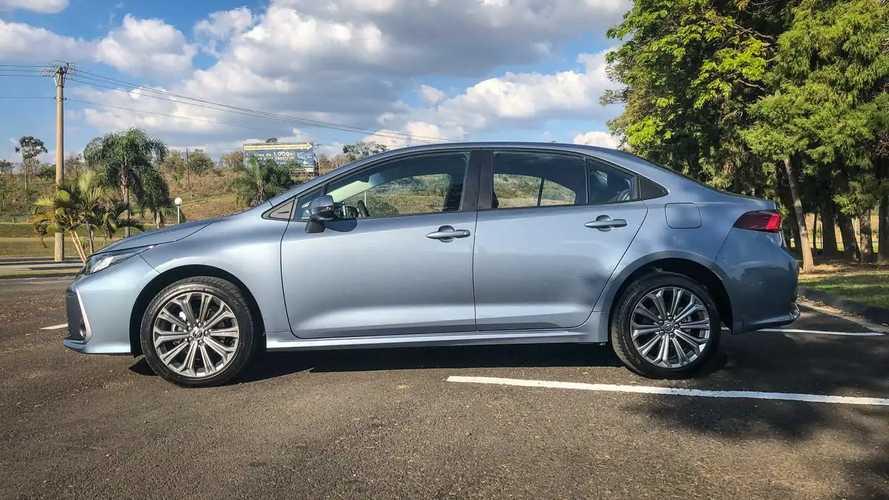 Avaliação: Novo Toyota Corolla 2020
