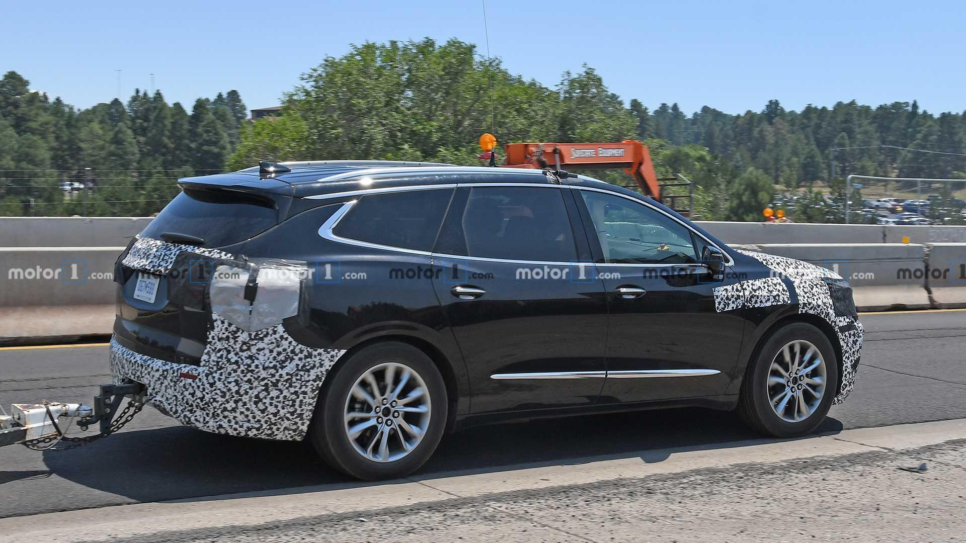 2017 - [Buick] Enclave II 2021-buick-enclave