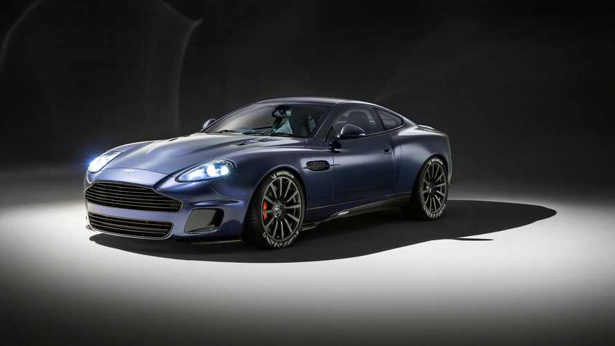 Aston Martin Vanquish 25: el primer proyecto independiente de Callum