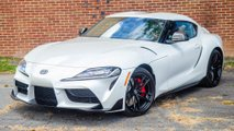 Toyota Supra Launch Edition Bring A Trailer
