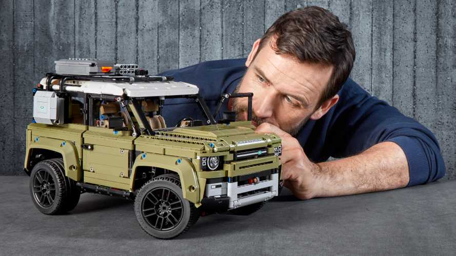 Land Rover Defender 2020 de Lego Technic