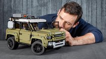 Land Rover Defender LEGO Technic 2020