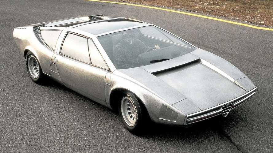 Prototipos olvidados: Alfa Romeo Iguana (1969)