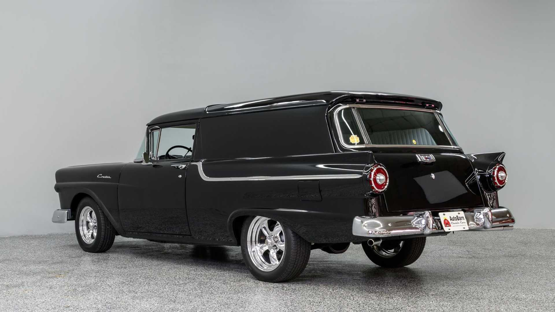 "[""Turn This 1957 Ford Courier Into A Hellacious Hearse""]"