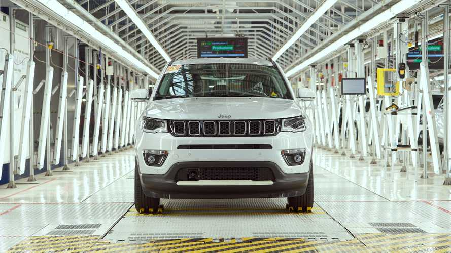 Jeep Renegade e Compass PHEV, ecco dove nascono le prime Jeep plug-in