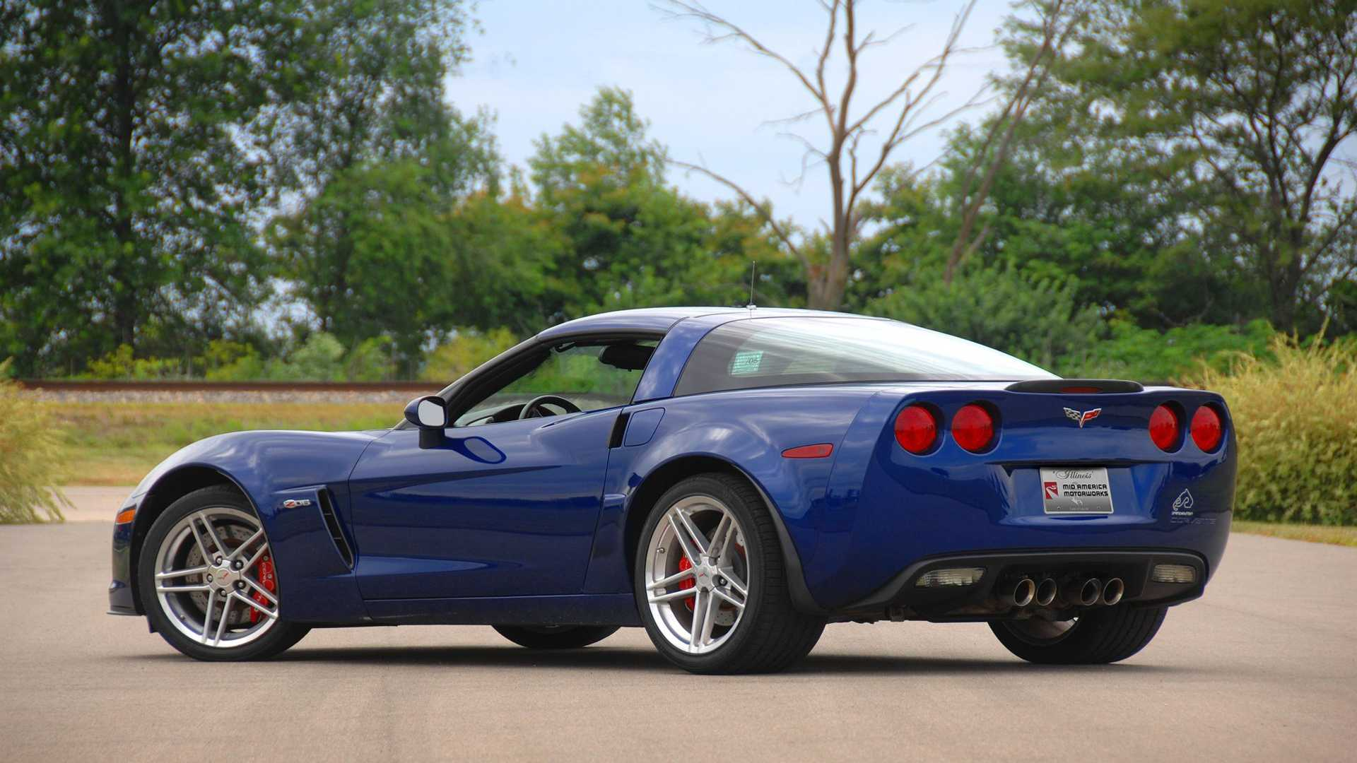 "[""Own A Piece Of Corvette History With This C6 Z06 Prototype""]"