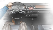 Honda Civic Dashboard Evolution
