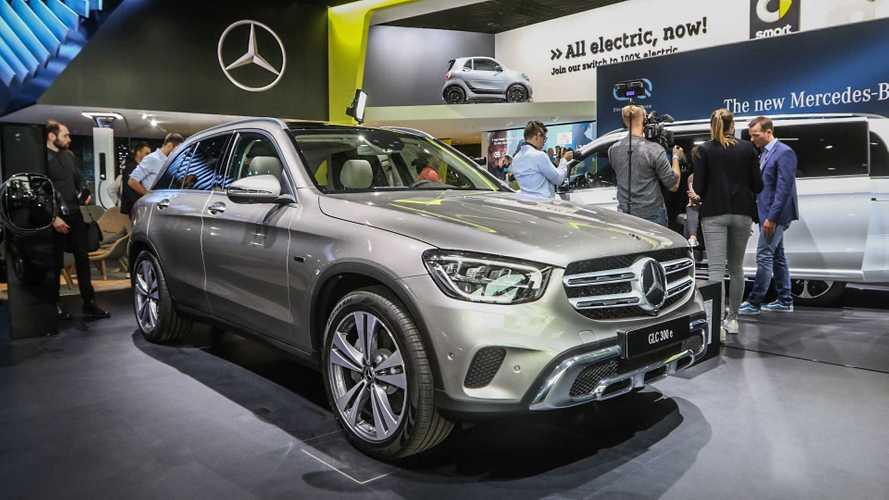 Mercedes GLC 300 e 4MATIC, l'ibrido plug-in di terza generazione
