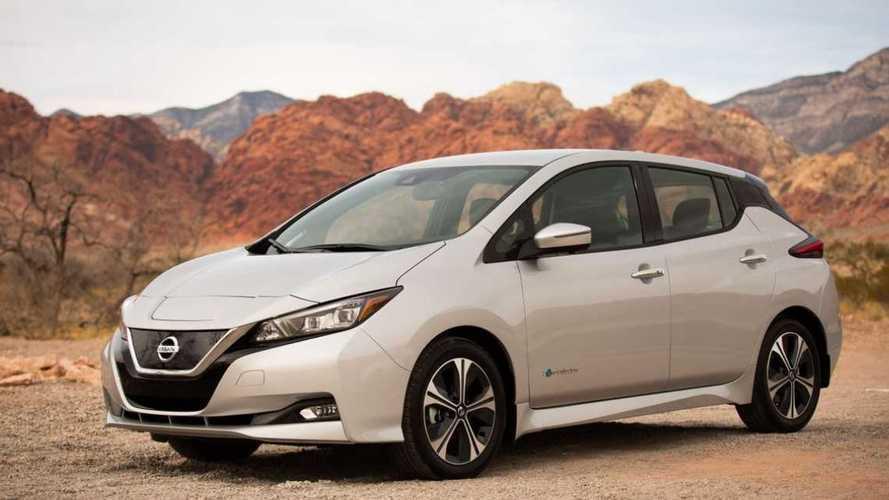 10 Cheapest EVs When Taking Advantage Of U.S. Federal EV Tax Credit