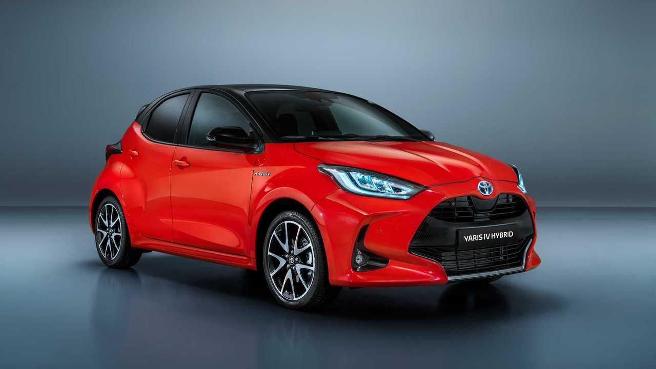 Toyota Yaris (2020): Der Neue mit dem Hybridantrieb