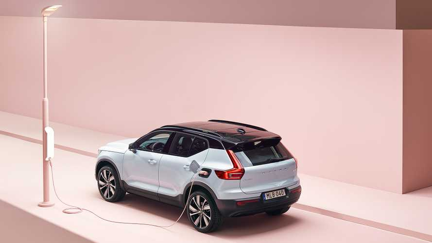 Volvo Limits Speed To 180 Km/h: Side Effect Is Positive For EVs