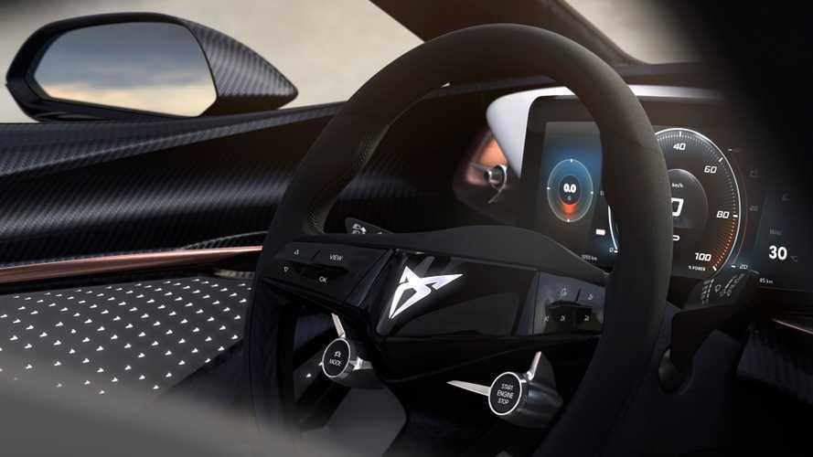 Cupra, svelati gli interni del nuovo SUV elettrico