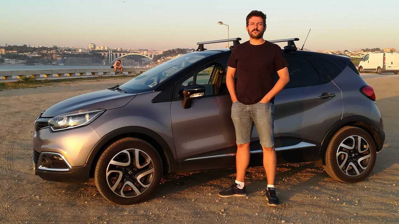 What Do I Drive? A Renault Captur And Here's Why
