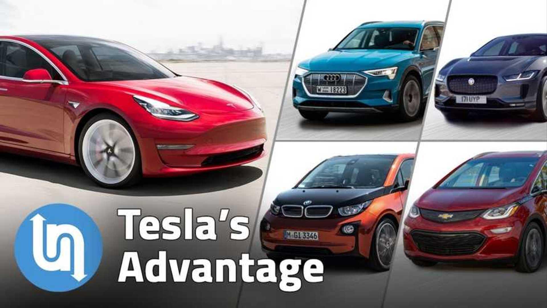 Tesla Vs Competitors: 5 Key Advantages In Tesla's Favor