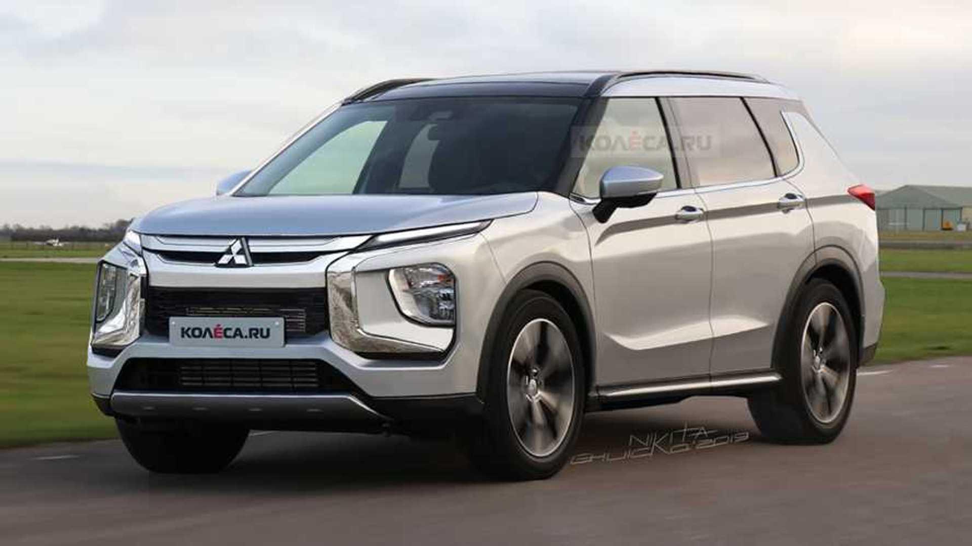 Future Mitsubishi Outlander 2020