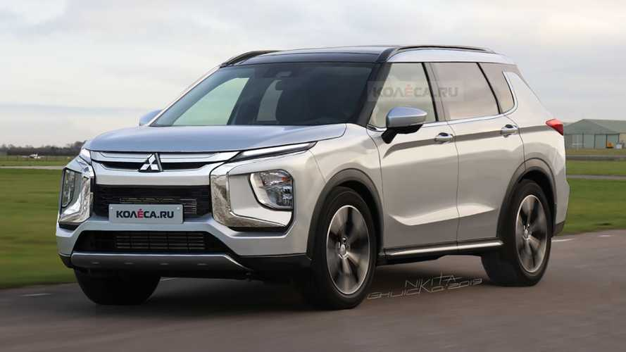 New Mitsubishi Outlander and Smaller SUV Confirmed For 2020 Debut