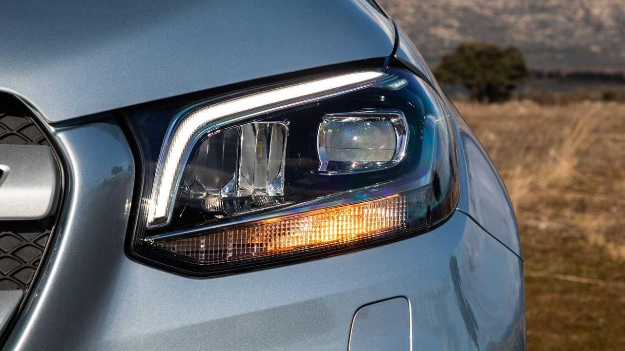 Prueba Mercedes-Benz X 350 d 2019
