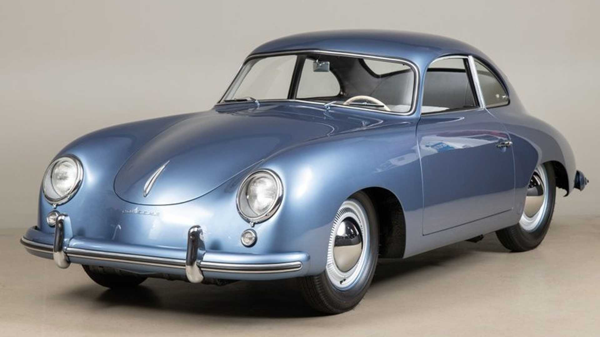 """[""""No Sports Car Icon Is As Important As The Porsche 356""""]"""