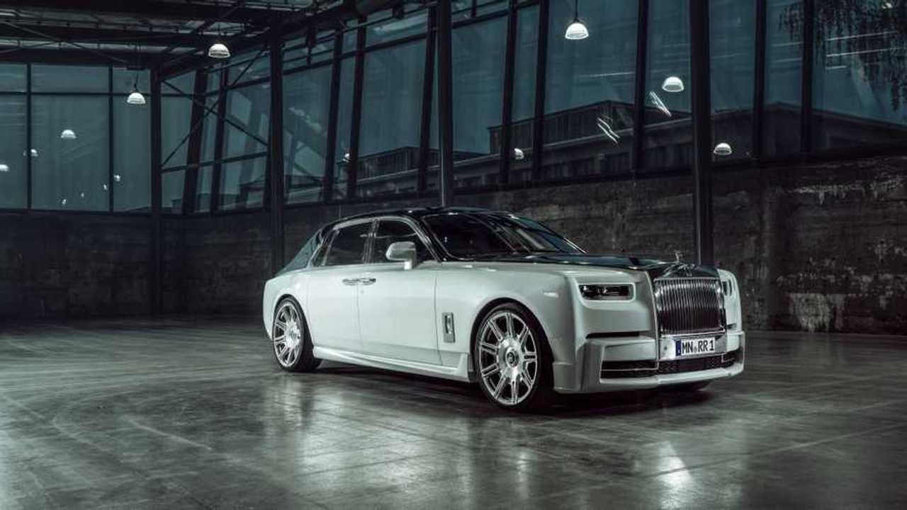 Rolls-Royce Phantom von Spofec