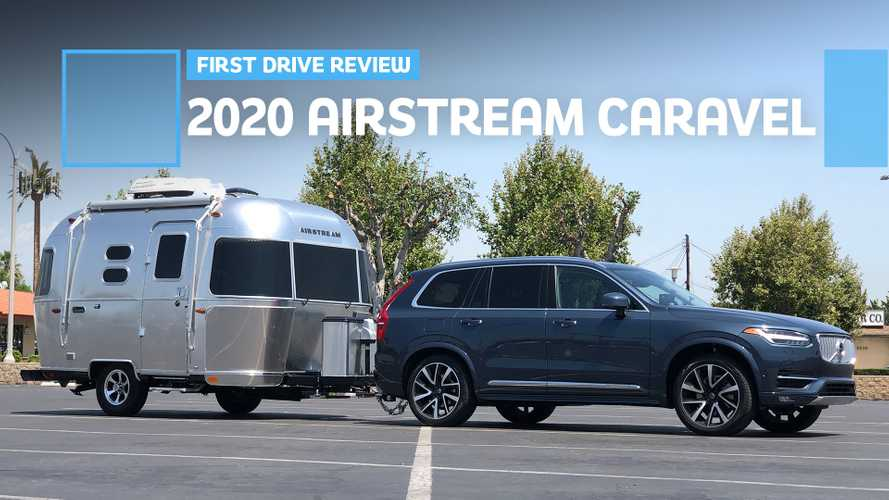 2020 Airstream Caravel 16RB Review: Shiny Disco Ball