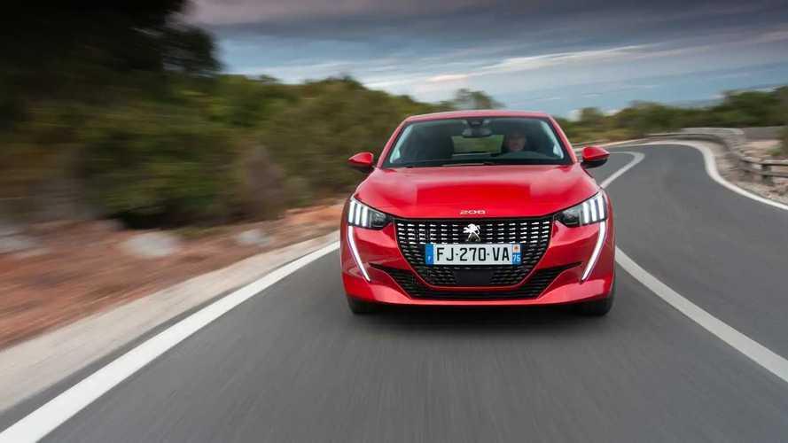 La Peugeot 208 est de nouveau la voiture la plus vendue d'Europe