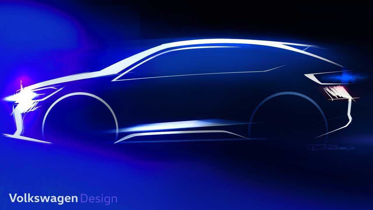 VW'nin Yeni Sportif Şehir Crossover'ının Teaser'ları (2019)