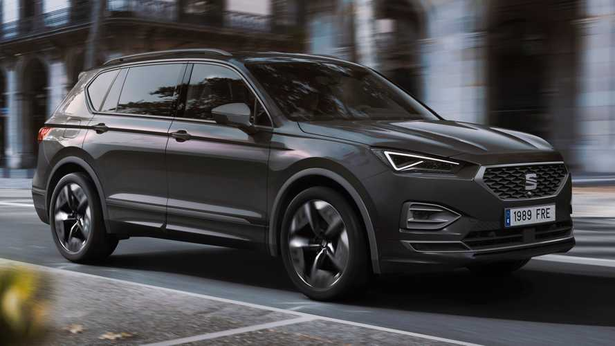 Sporty SEAT Tarraco FR PHEV revealed as most powerful version
