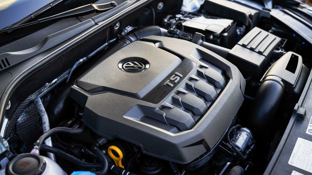 VW won't develop new combustion engines.