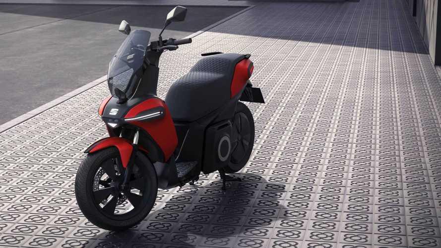 Seat e-Scooter, debutto elettrico a 2 ruote con 115 km di autonomia