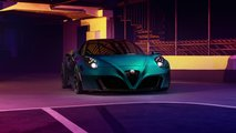 Alfa Romeo 4C Coupe tuned by Pogea Racing