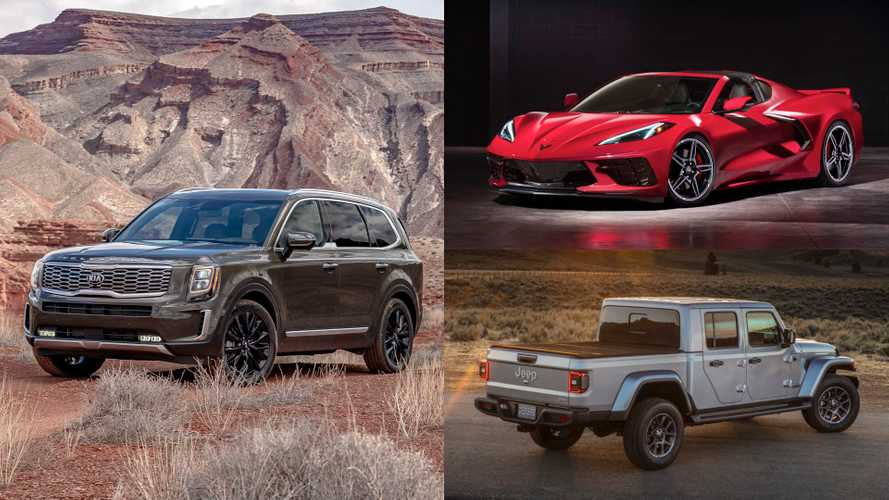 2020 North American Car Of The Year Finalists Announced