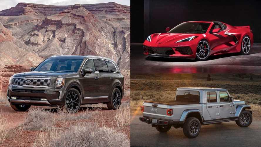 Kuzey Amerika'da 2020 Yılın Otomobili Ödülleri'nin finalistleri belirlendi