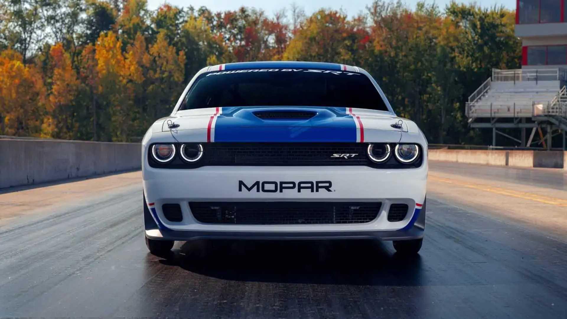 Dodge Challenger Drag Pak Debuts To Dominate The Quarter Mile