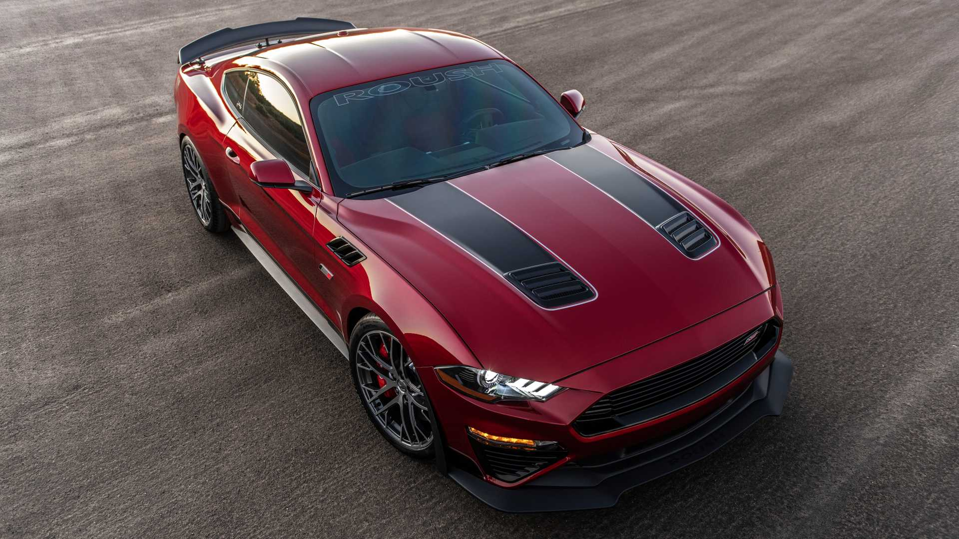 "[""2020 Jack Roush Edition Ford Mustang""]"