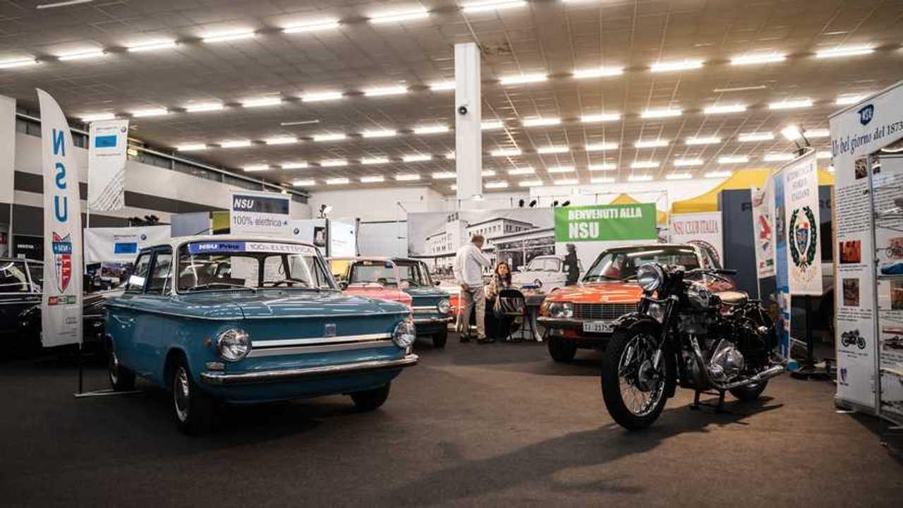 Alpine ad Auto e Moto d'Epoca 2019