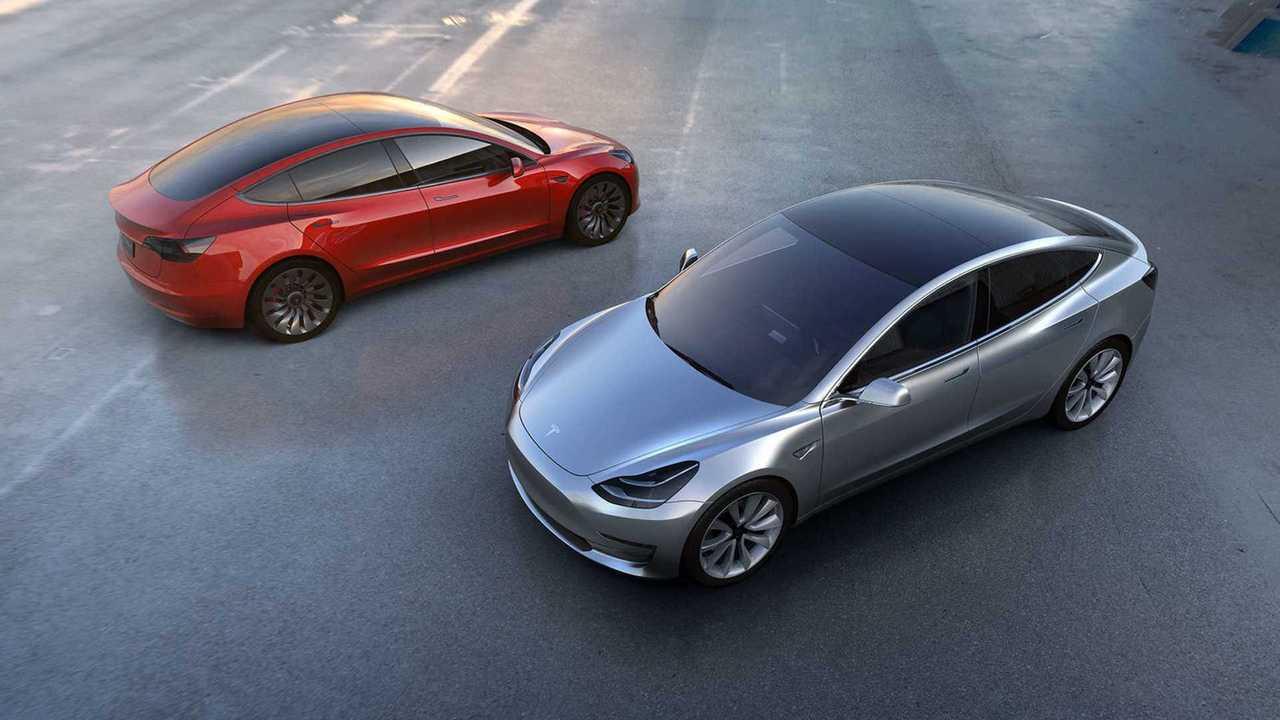 8. Tesla Model 3 Standard Range