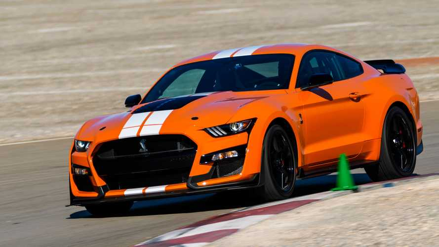 Shelby GT500 Trounces Corvette C8 On The Track: Report