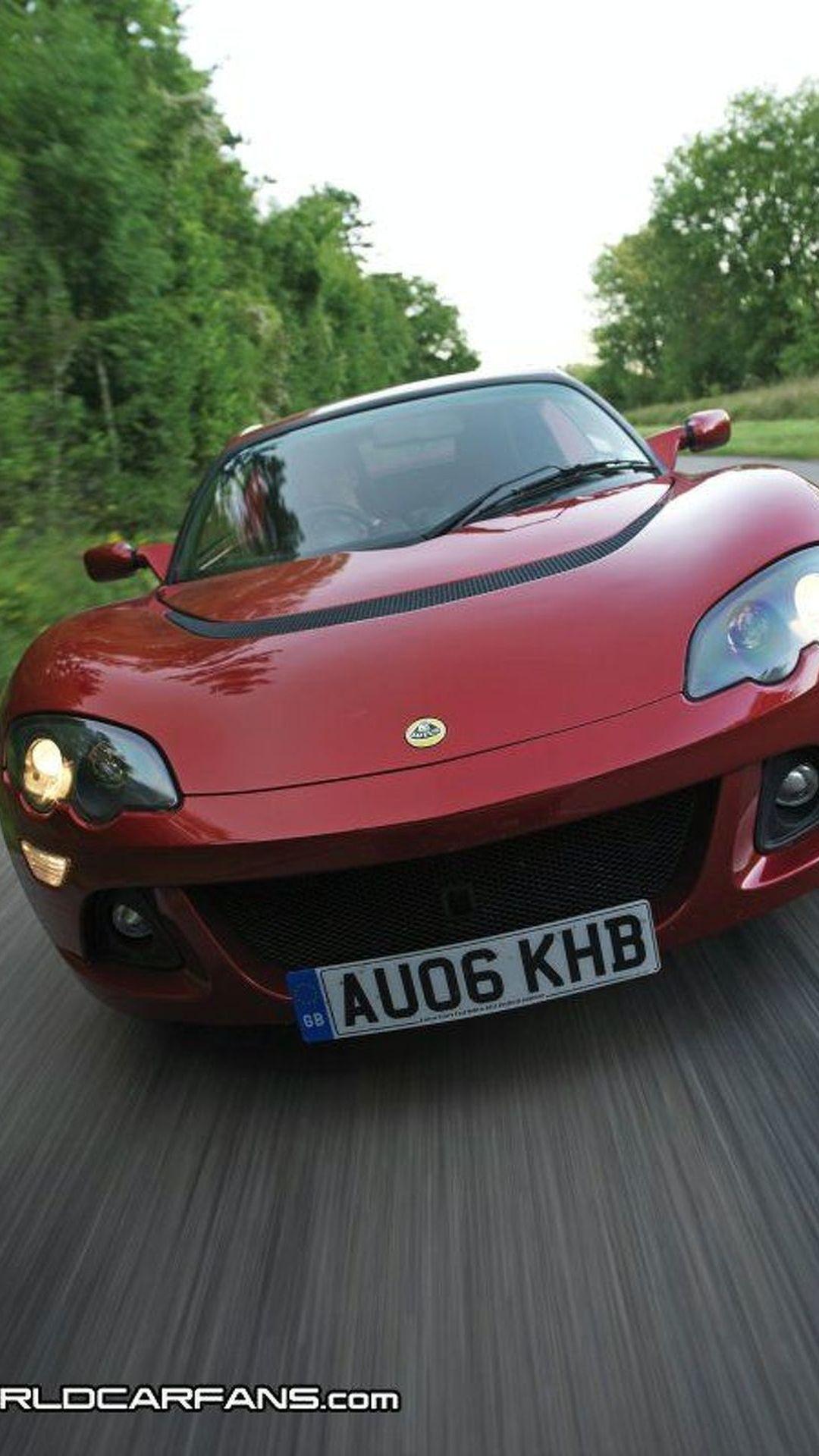 Wcf Test Drive Lotus Europa S