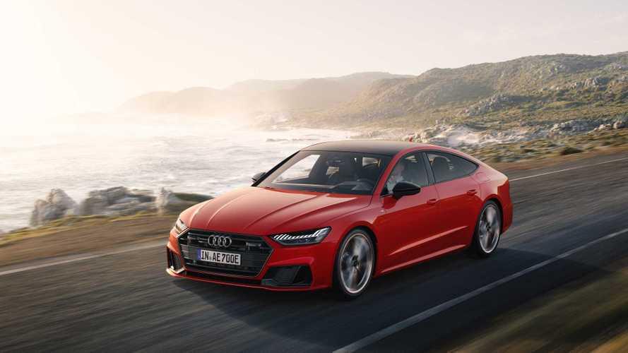 Audi présente la version hybride rechargeable de son A7