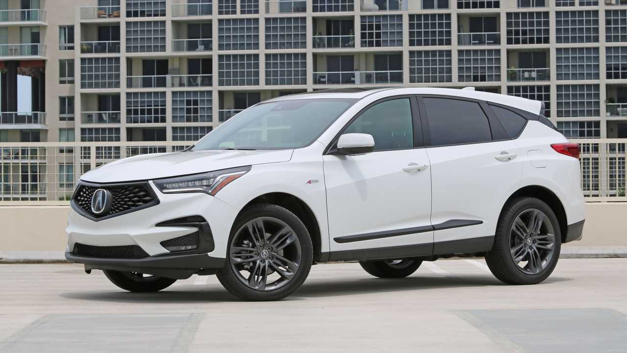 2020 Acura Rdx A Spec Review The A Spec Team